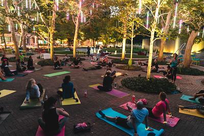 Glow Yoga - 2017