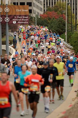 37th Marine Corps Marathon - 2012
