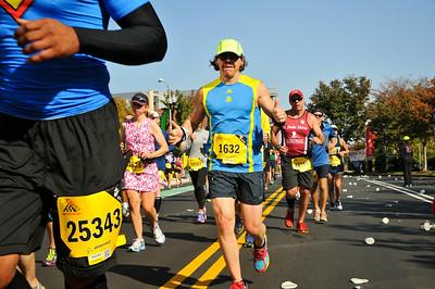 38th Marine Corps Marathon - 2013