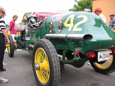 1917 Peerless Racer