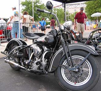 Old Black Harley 2