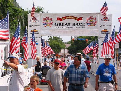 The Great Race 2002