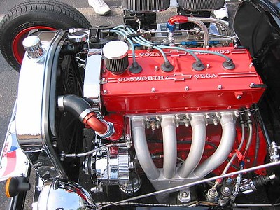 Cosworth Vega Motor