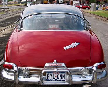 Hudson Hornet Rear
