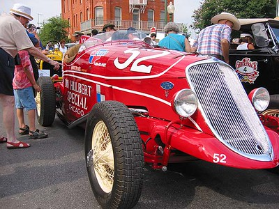 1934 Ford Indy Car