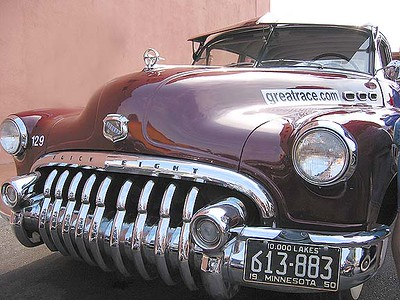 1950 Buick Special Maroon