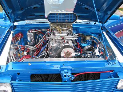 Blue Blower
