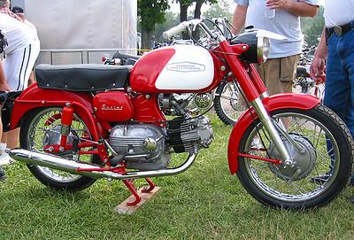 Aermacchi Harley Davidson Sprint