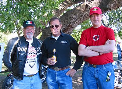 Corey, Frans & Steve
