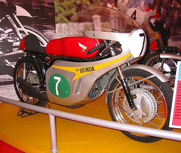 Honda 250 6 cylinder