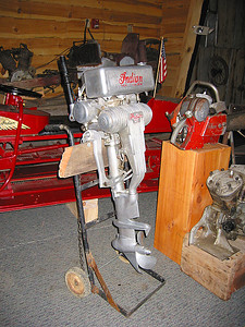 Indian Outboard Motor