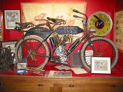 Indian Tandem Bike