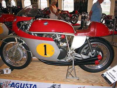 Four cylinder MV
