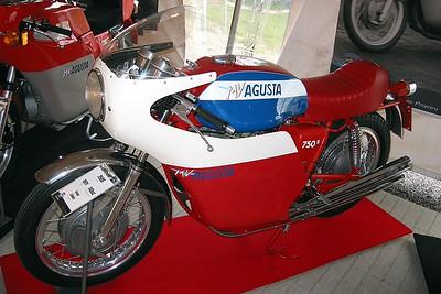 1971 MV Agusta 750S