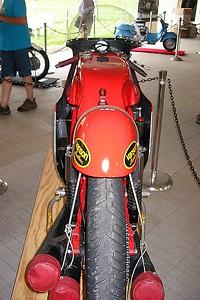 Triple MV from the rear