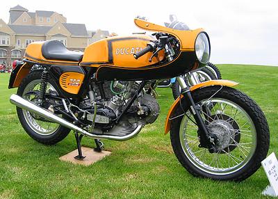 Z-Stripe Ducati 750 Sport