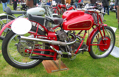 Moto Guzzi Bicylindrico