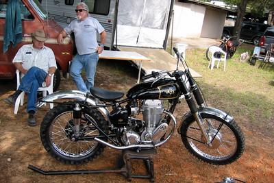 1956 AJS Scrambler