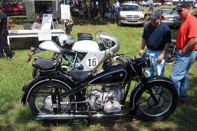 BMW and Paul Smart Classic Ducati
