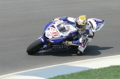 2008 Inaugural MotoGP at Indianapolis Motor Speedway