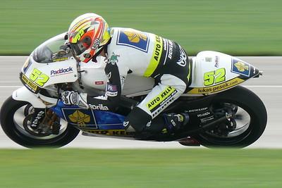 L1030788 - Lukas Pesek (250 rider) in practice