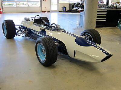 IMG_1176 - John Surtees' Ferrari GP car (replica)