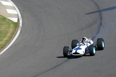 L1060294 - John Surtees in the Ferrari GP car