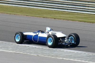L1060292 - John Surtees in the Ferrari GP car