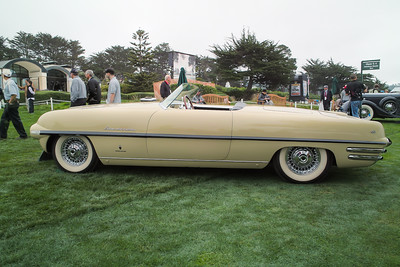 Concept Cars by Ghia
