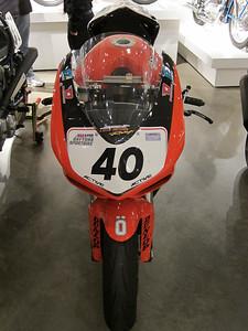 Jason's Daytona 200-winning Ducati