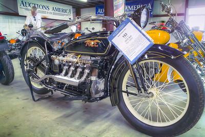 Swap Meet & Auction Bikes