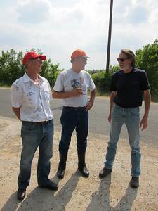 Mike, Frans & Scott