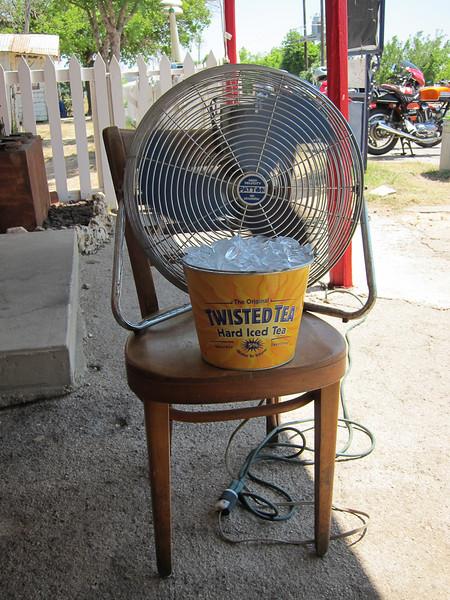 Texas Outdoor Air Conditioning