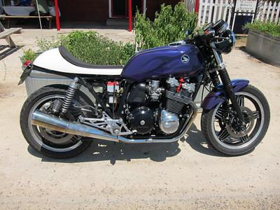 Walt's Honda