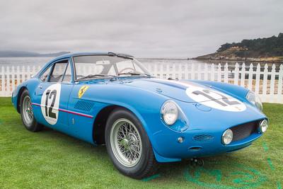 Ferrari 250GTO Special Exhibit