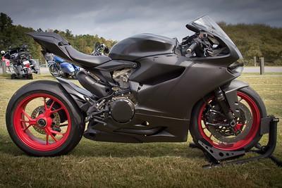 Super Slick Shift-Tech Ducati Panigale