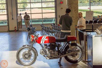 "Brian Fuller's ""Full Sport"" Ducati 750"
