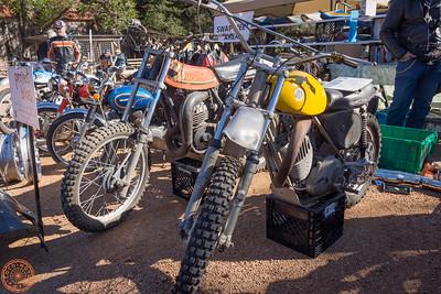 Swap meet bikes