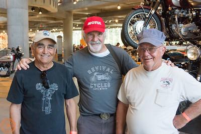 James, me & Woody