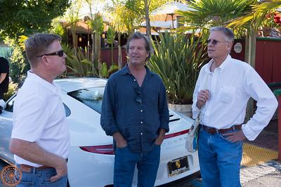 Jeff, Fletcher and Smitty