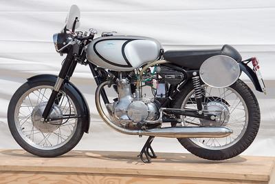 175cc Speedster (Robin Lawrence bike)