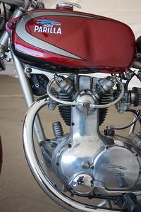 Tourist engine detail