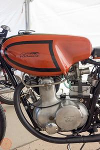 Rottigni's 1958 Daytona-winning twin-cam racer