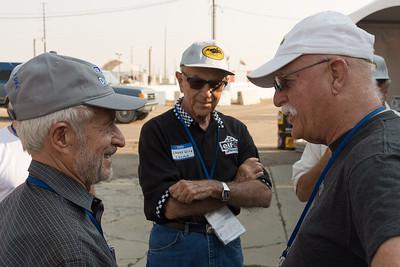 Norris Rancourt, Larry Wise & Brian Slark