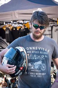 Conor Cummins at Ace Corner