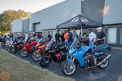 Motus Motorcycles Block Party