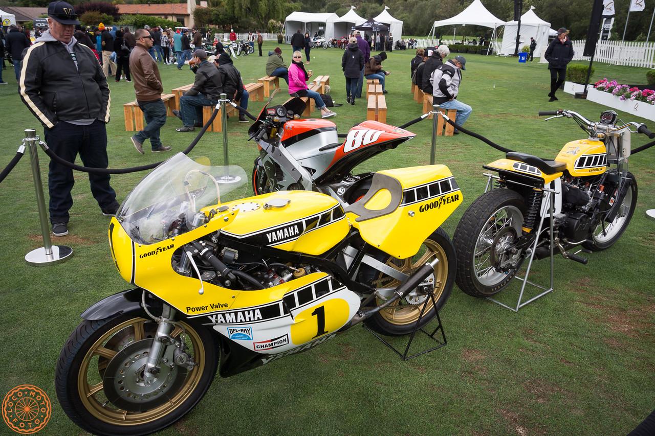 Kenny Roberts bikes