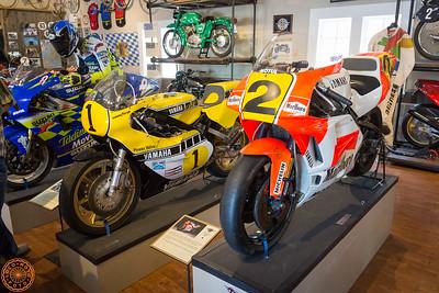 2018 Moto Talbott Collection visit - 6 May