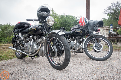 2018 North American Vincent Owners Club Rally