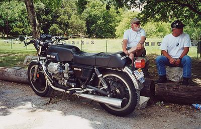 Moto Guzzi 850-T3